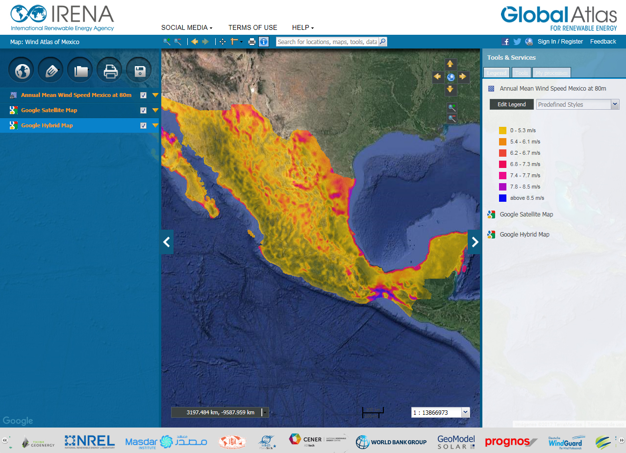 IRENA Launches In Partnership With CENER, The Global Atlas 3.0, The Resource Data For Renewable Energy Professionals