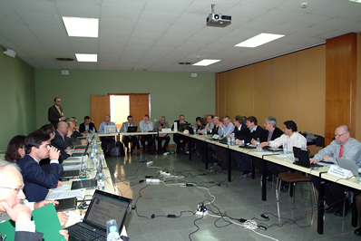 CENER participates in the first meeting of the TPS committee of the International Electrotechnical Commission