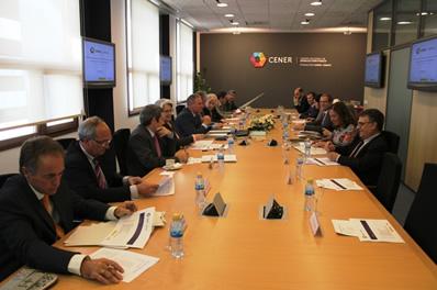 Reunión de los Patronos de la Fundación CENER-CIEMAT