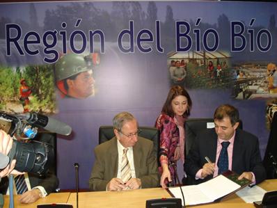 CENER asesora sobre la implantación de un centro de energía en Chile