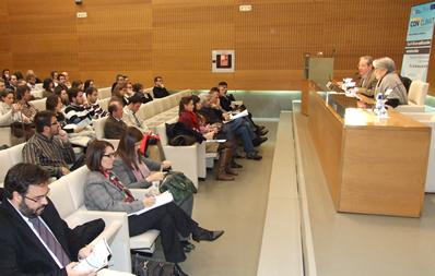 La consejera Goicoechea inaugura las jornadas Conclimat sobre edificación sostenible