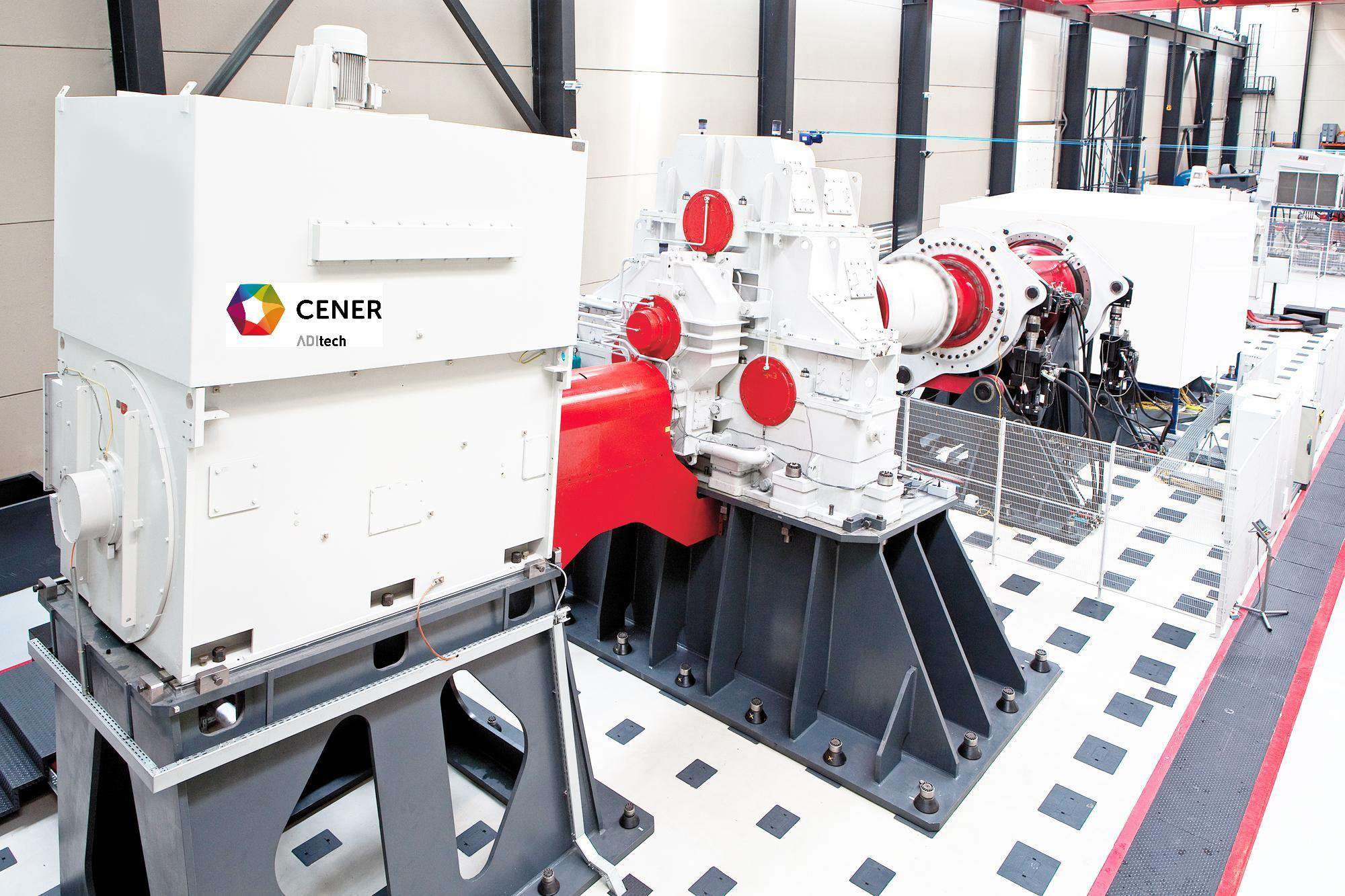 CENER Powertrain Test Laboratory And Electrical Testing 111