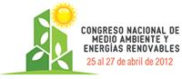 Congreso Nacional de Medio Ambiente y Energías Renovables, Avilés (España) 25 al 27 de abril de 2012