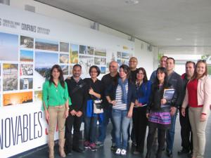 Visita de Foro Europeo con alumnos de la Universidad Sagrado Corazón de Puerto Rico