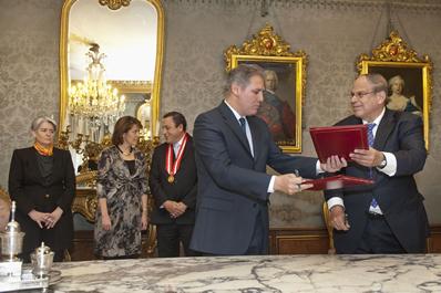 El centro peruano OSINERGMIN y CENER firman un acuerdo de colaboración