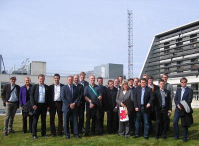 Empresas e instituciones nórdicas visitan CENER