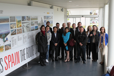 Visitantes Clean Tech Forum