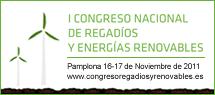 I Congreso Nacional de Regadíos y Energías Renovables