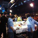 Mecatronics Ants y Gorriones.com ganan la First Lego League 2011 en navarra