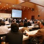 Asistentes al I Congreso Nacional de Regadíos y Energías Renovables.