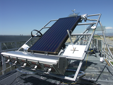 CENER se acredita para realizar ensayos de captadores solares bajo normativa estadounidense