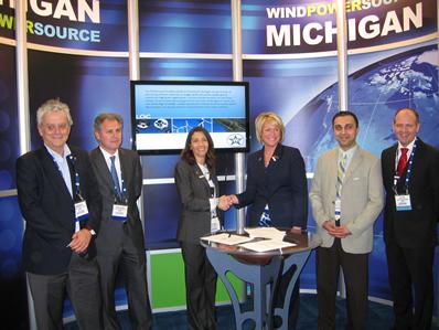 CENER colaborará en el desarrollo de las energías renovables en Michigan (USA)