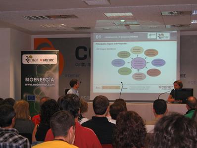 CENER presenta la guía de la bioenergía en una jornada técnica