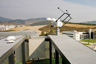 CENER, será el primer laboratorio acreditado en España para calibrar piranómetros