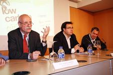 Thomas Herzog, Florencio Manteca e Iñaki Ábalos
