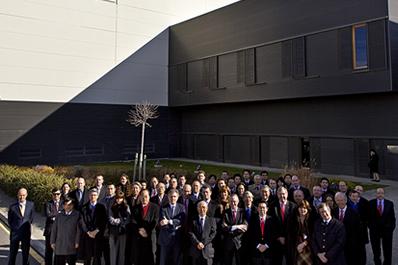 Directivos de empresas e instituciones japonesas y españolas visitan CENER