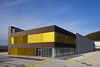 Centro de Biocombustibles de 2ª Generación de CENER en Aoiz