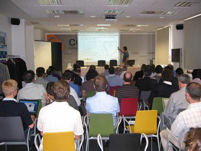 Reunión internacional en CENER sobre modelos de viento