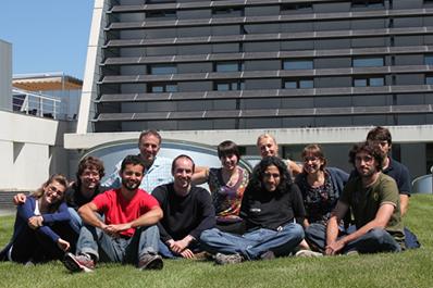 Una veintena de técnicos extranjeros trabajan en CENER