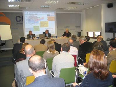 CDTI organiza una jornada en CENER sobre los programas internacionales de I+D+i