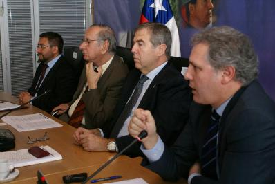 CENER presenta en Chile un estudio sobre la implantación de un centro de energía