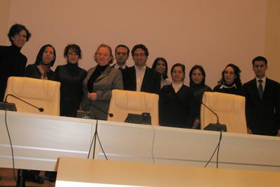 CENER participa como evaluador de la CE en Turquía