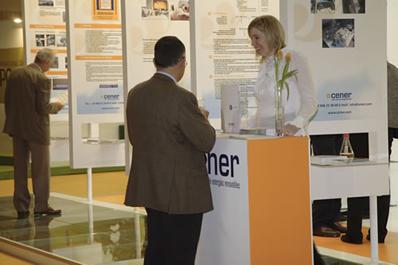 CENER presenta en Expobionergía 07 sus trabajos en I+D+i en biocombustibles de 2ª generación