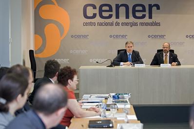 CENER acoge una jornada sobre oportunidades de inversión en Hungría