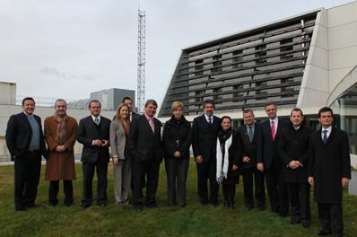Senadores y diputados brasileños se interesan por CENER