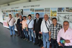 Visita de una Delegación de alcaldes colombianos