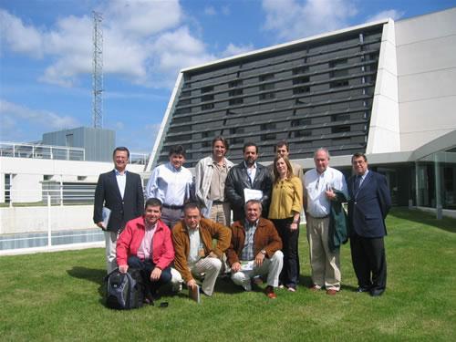 Visita de Diputados Chilenos