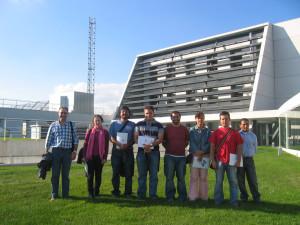 """Visita de los alumnos del curso """"Producción energética mediante biocombustibles"""", organizado por CENIFER"""