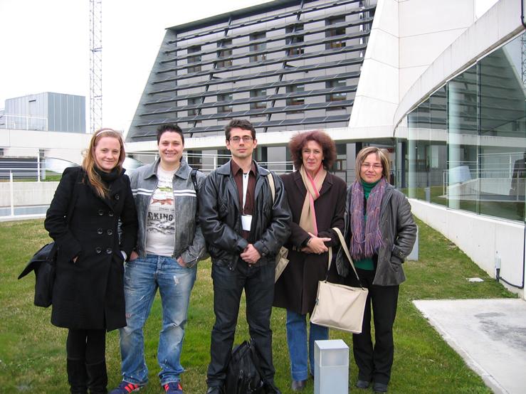 Participantes en el V Congreso sobre Comunicación Social de la Ciencia visitan CENER