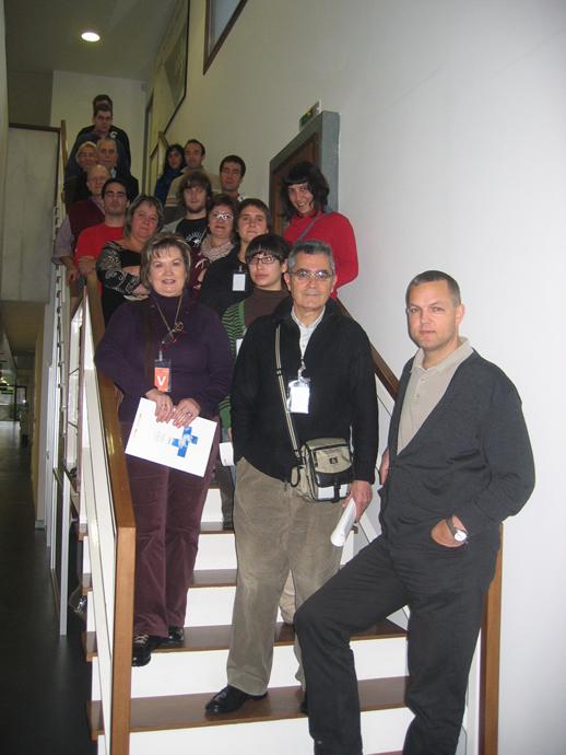 Visitas Semana de la Ciencia 2008