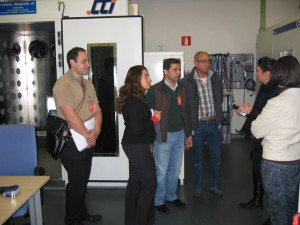 Jornada de Puertas Abiertas I. Semana de la Ciencia 2011