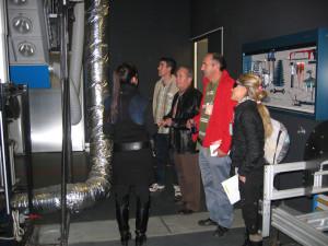 Jornada de Puertas Abiertas II. Semana de la Ciencia 2011