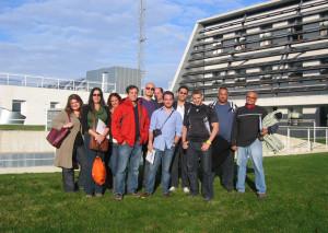 Alumnos de postgrado de la Universidad Sagrado Corazón de Puerto Rico (Foro Europeo)