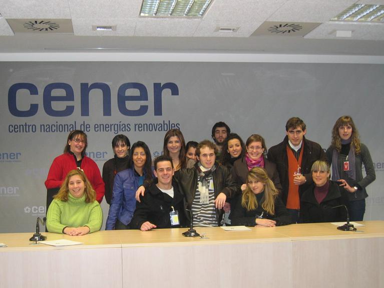 Visita de los alumnos de Marketing y Finanzas del Foro Europeo Escuela de Negocios