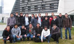 Visita de alumnos del CIP DONAPEA IIP (Instituto de FP)