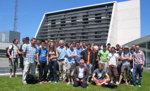 Visita de alumnos de la Universidad de Exeter.