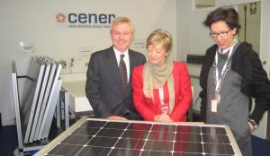 Visita de representantes de la Embajada de Canadá