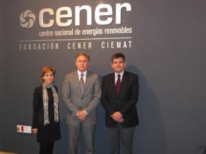 Visit from Joaquín de Arístegui Laborde, the Spanish Ambassador in Trinidad and Tobago.