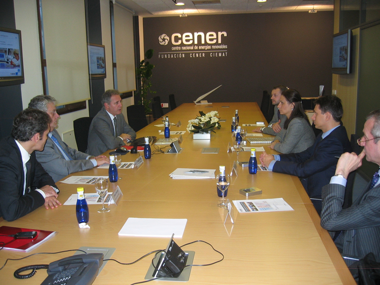 Visita de la Embajadora de Rumanía en España
