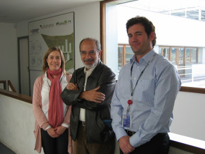 Visit by Mauro Passos, president of IDEAL (Institute for the Development of Alternative Energies in Latin America)