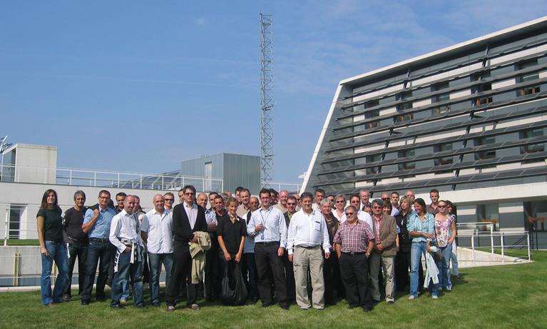 Visita de 50 técnicos de la empresa francesa EDF