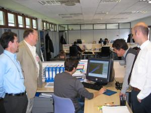 Visita de técnicos de NREL a CENER