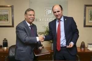 Red Eléctrica Y CENER Colaboran En El Fomento De La Innovación Para Un Futuro Energético Sostenible