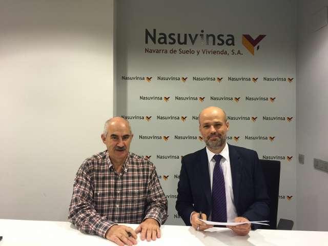 El Gobierno De Navarra Y CENER Firman Un Acuerdo Para Promover Edificios De Consumo De Energía Casi Nulo