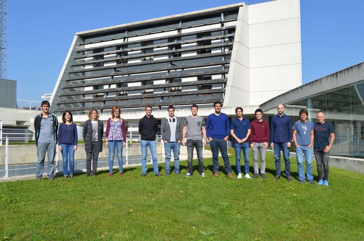 Siete Alumnos De La Cátedra De Energías Renovables De La UPNA Realizan Sus Trabajos Fin De Máster En CENER