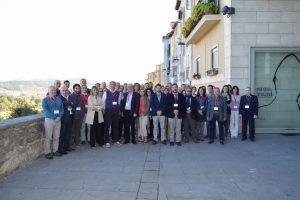 Reunión del proyecto STARDUST en Pamplona